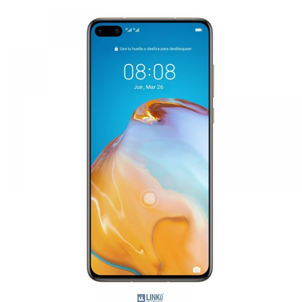 "HUAWEI P40 6,10"" FHD+ 128GB/8GB 50MPX/32MPX DS BLUSH GOLD"