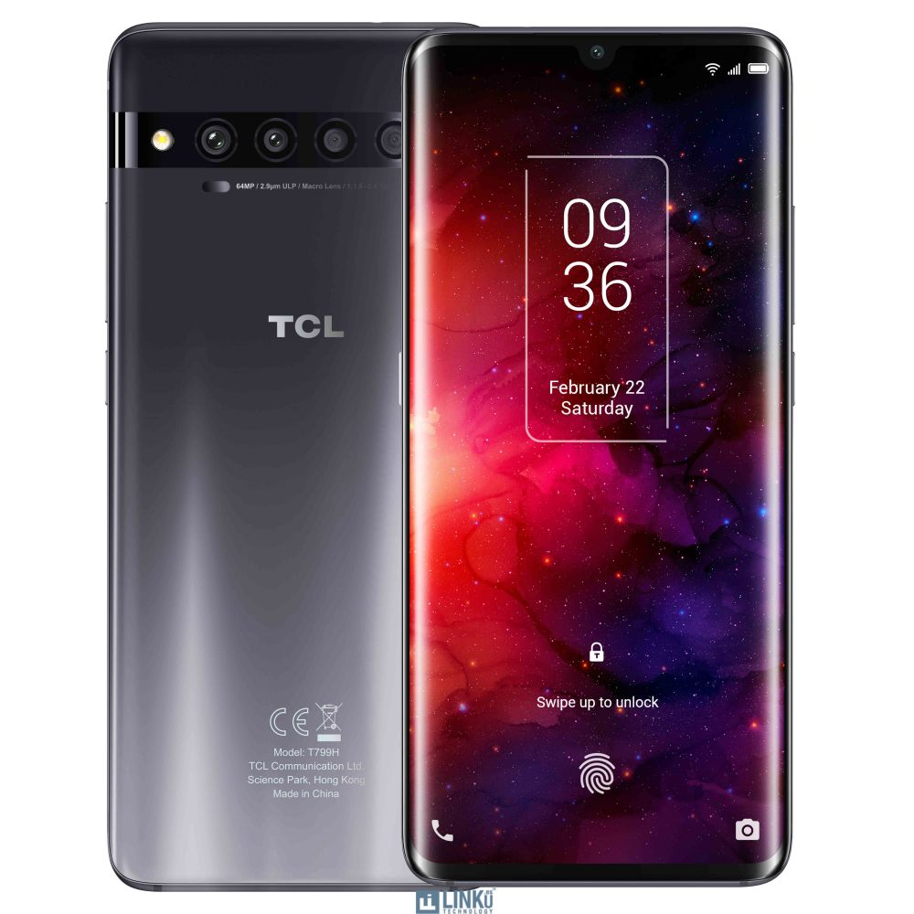 "TCL T799H 10PRO 6,47"" FHD+ 6GB/128GB 64MP/24MP EMBER GRAY"