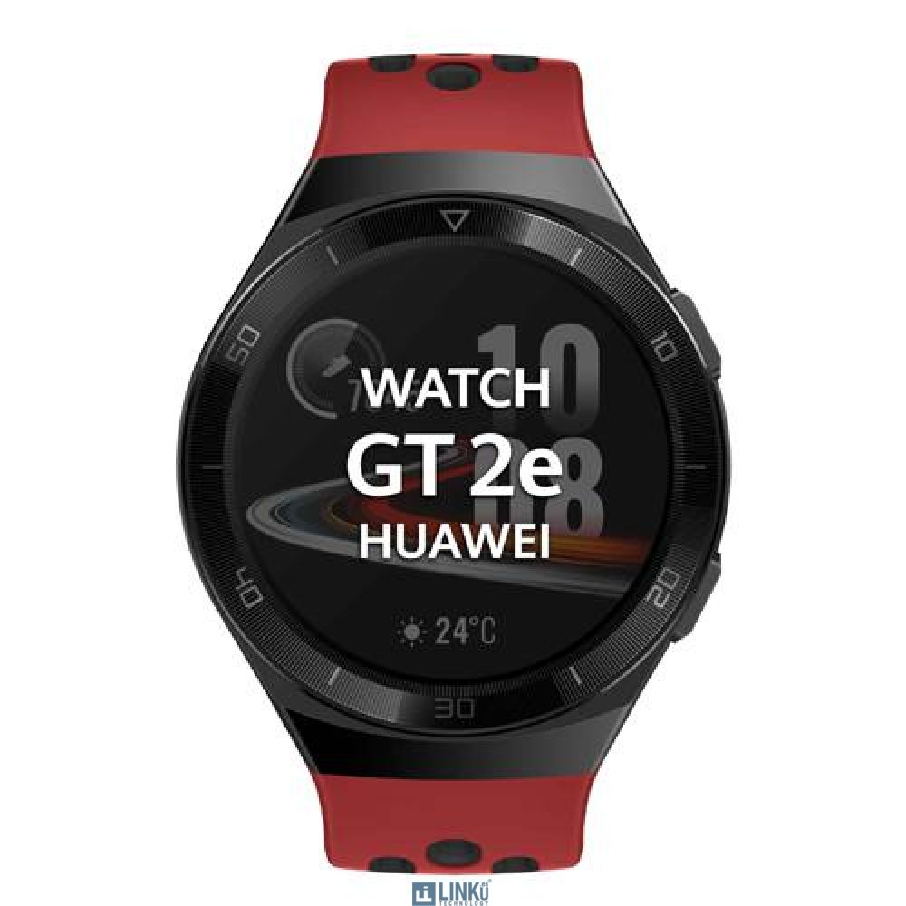 HUAWEI WATCH GT 2E HECTOR-SPORT 16MG/4GB LAVA RED