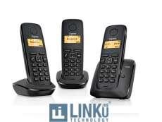 GIGASET TELEFONO DECT A170 TRIO