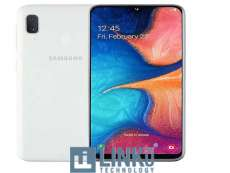 "SAMSUNG  A20E  5,8"" 32GB/3GB 8/13MP (4G) DS WHITE"