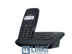 GIGASET TELEFONO DECT AL117 BLACK