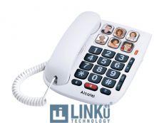 ALCATEL TELEFONO FIJO COMPACTO TMAX10 BLANCO