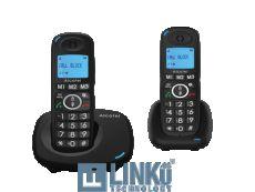 ALCATEL TELEFONO DEC XL535 DUO NEGRO