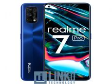 "REALME 7 PRO 6,4""  8GB+128GB 64/32MP MIRROR BLUE"