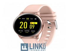 MAXCOM SMART BAND FW32 NEON  PINK GOLD