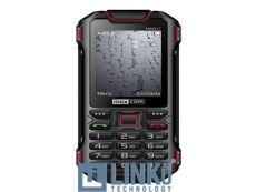 """MAXCOM MM917 RUGERIZADO  2,4"""" 2MPX  3G BLACK"""