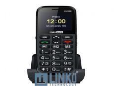 "MAXCOM TELEFONO FIJO DEC MM38D 2,2"" 3G SIM BLACK"