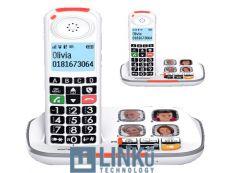 SWISSVOICE TELEFONO DEC XTRA 2355 DUO EU BLANCO