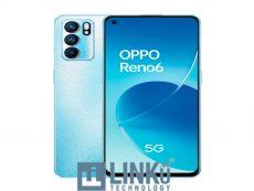 """OPPO RENO 6 6,43"""" FHD+ 8GB/128GB 64/32MP DS (5G) ARTIC BLUE"""